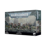 Warhammer 40K Necrons Warriors