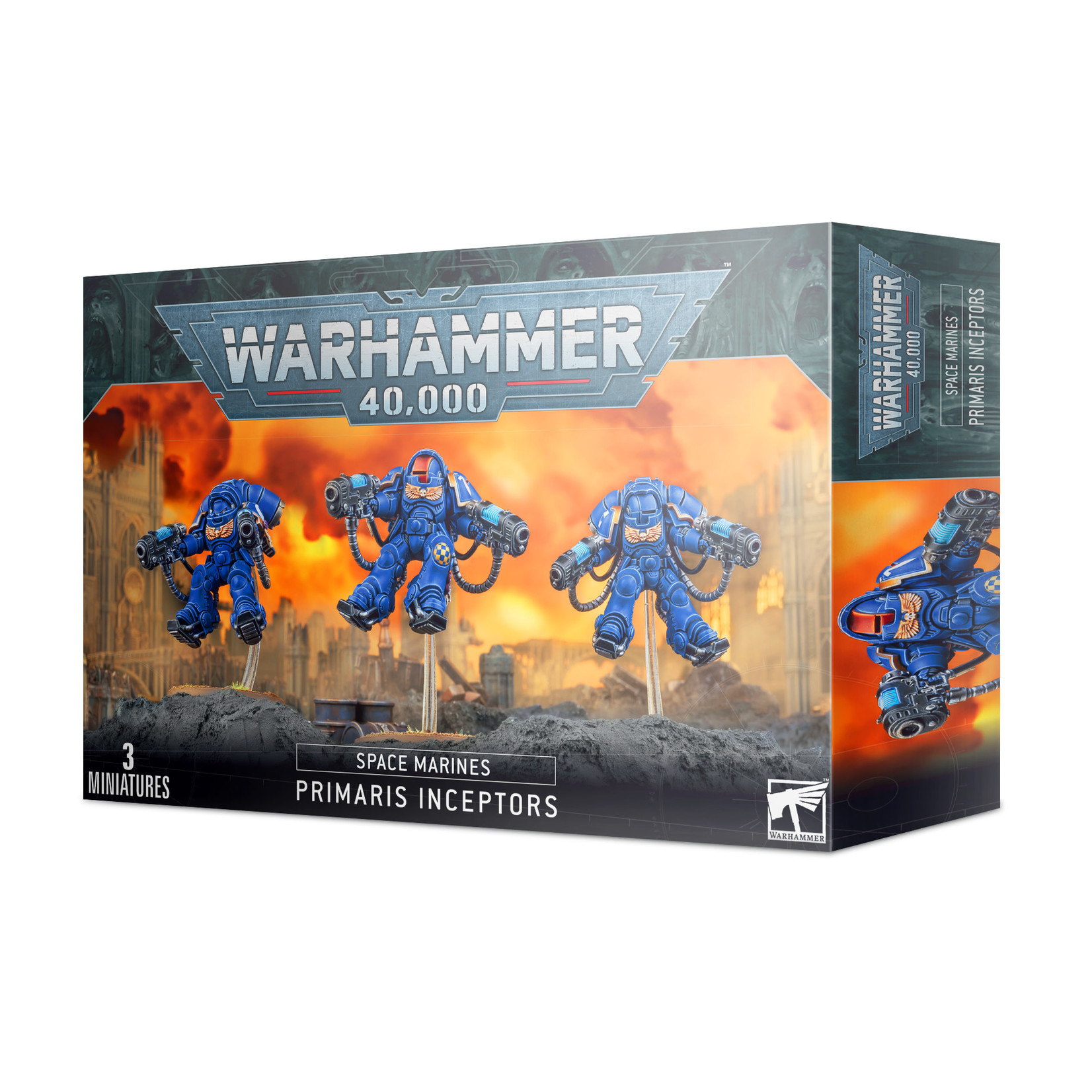 Warhammer 40K Primaris Inceptors
