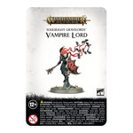 Age of Sigmar Vampire Lord Soulblight Gravelords