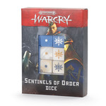 Warcry Warcry - Sentinels of Order Dice Set