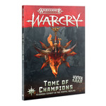 Warcry Warcry - Tome of Champions 2020 (ENG)