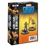 Atomic Mass Game Marvel Crisis Protocol - Luke Cage and Iron Fist Character Pack (Eng)