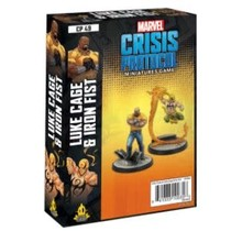 Marvel Crisis Protocol - Luke Cage and Iron Fist Character Pack (Eng)