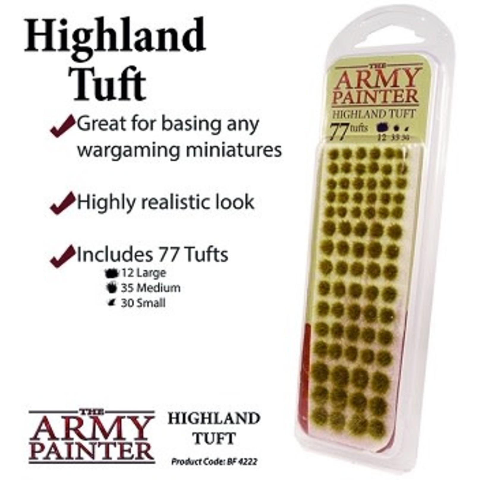 Army Painter Battlefields XP: Highland Tufts