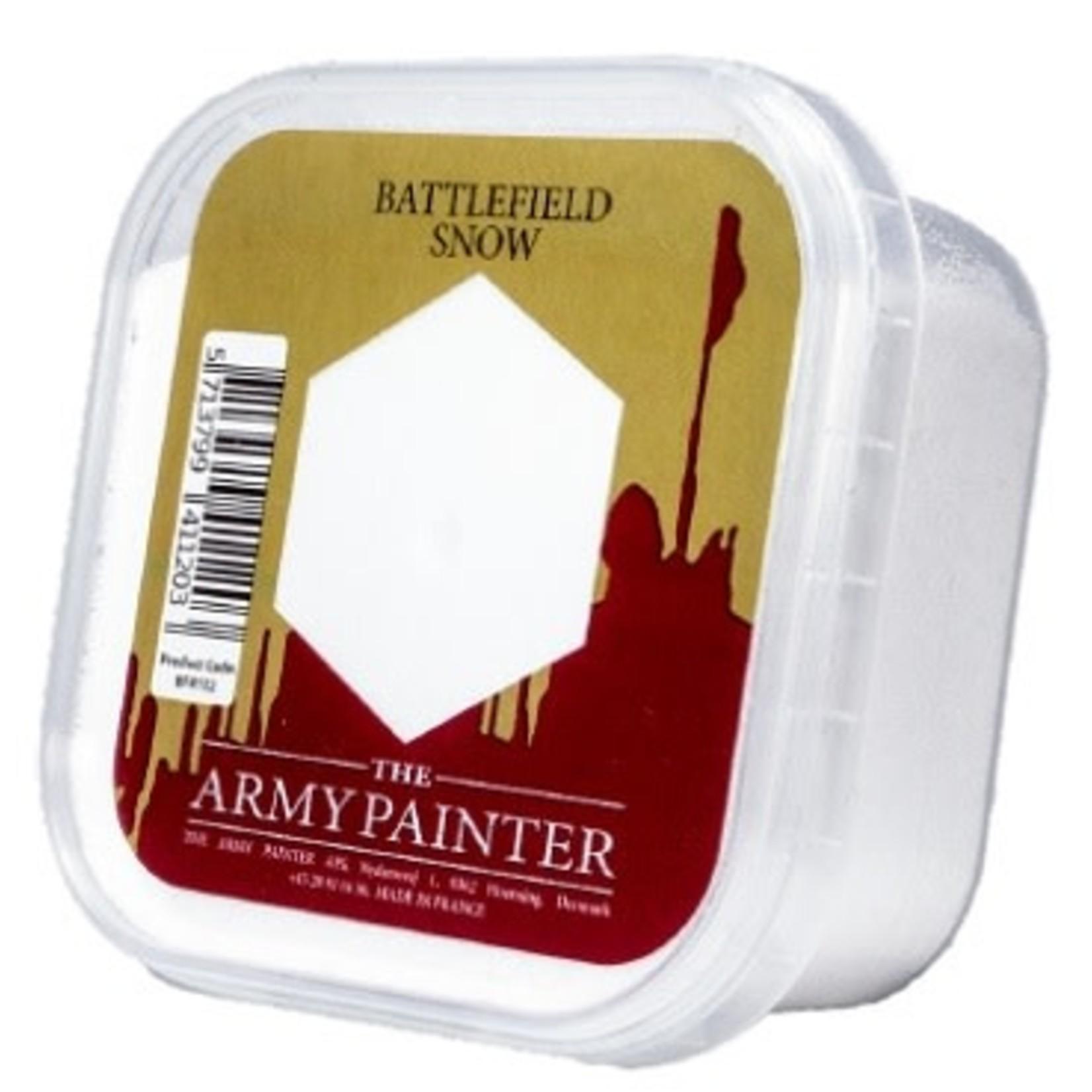 Army Painter Battlefields : Snow Flock