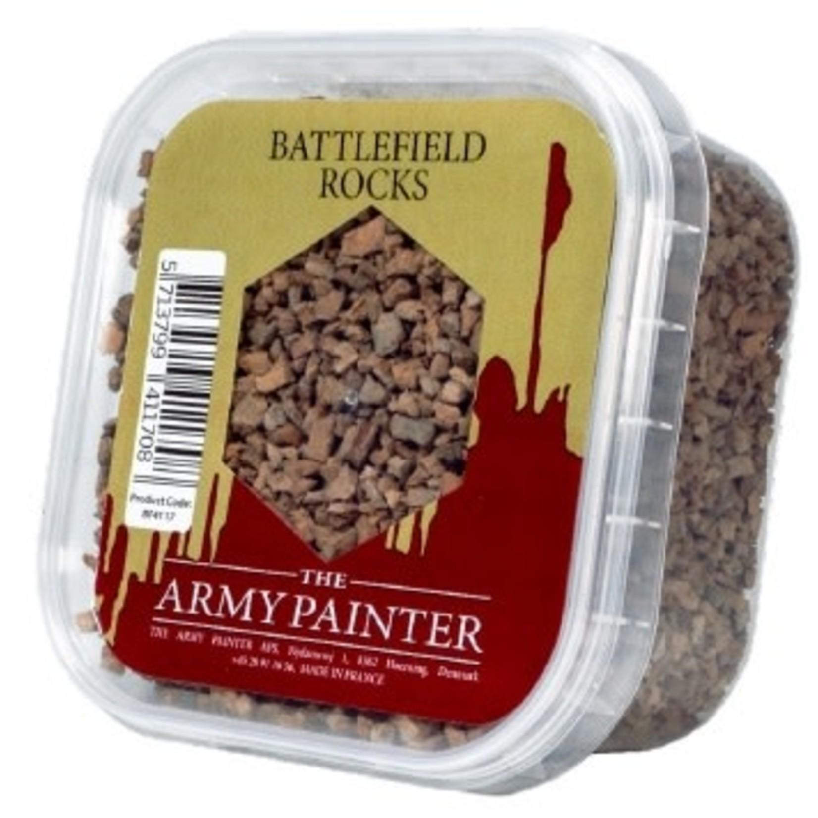 Army Painter Battlefields : Battlefield Rocks