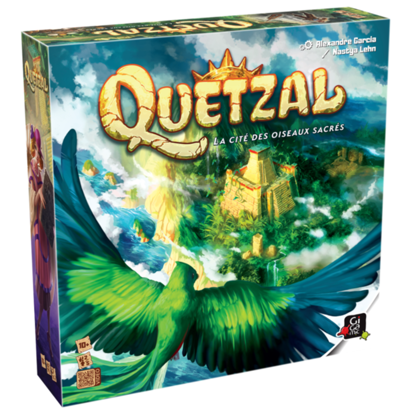 Gigamic Quetzal (FR)