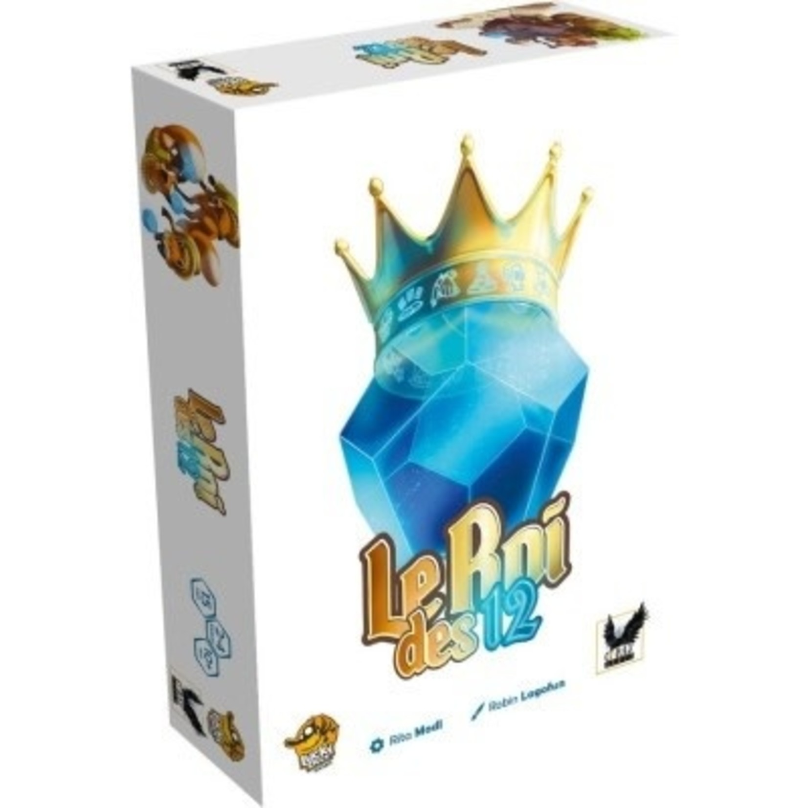Lucky Duck  Games Le Roi des 12