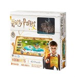 4D Puzzle Puzzle 4D Harry Potter - Mini Hogwarts