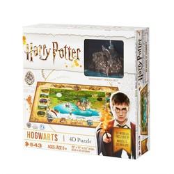 Puzzle 4D Harry Potter - Mini Hogwarts