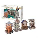 4D Puzzle Harry Potter Diagon Alley