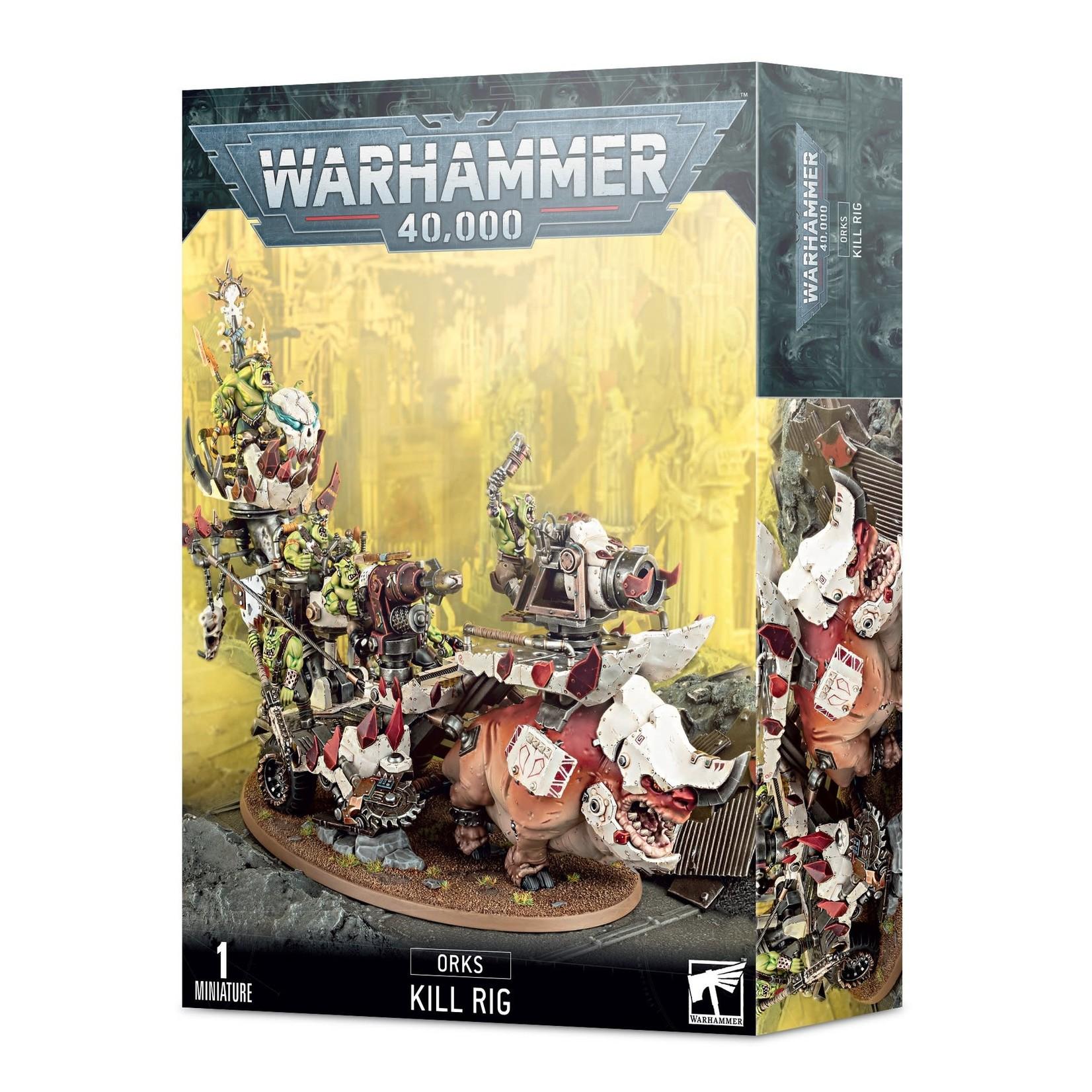 Warhammer 40K Orks - Kill Rig