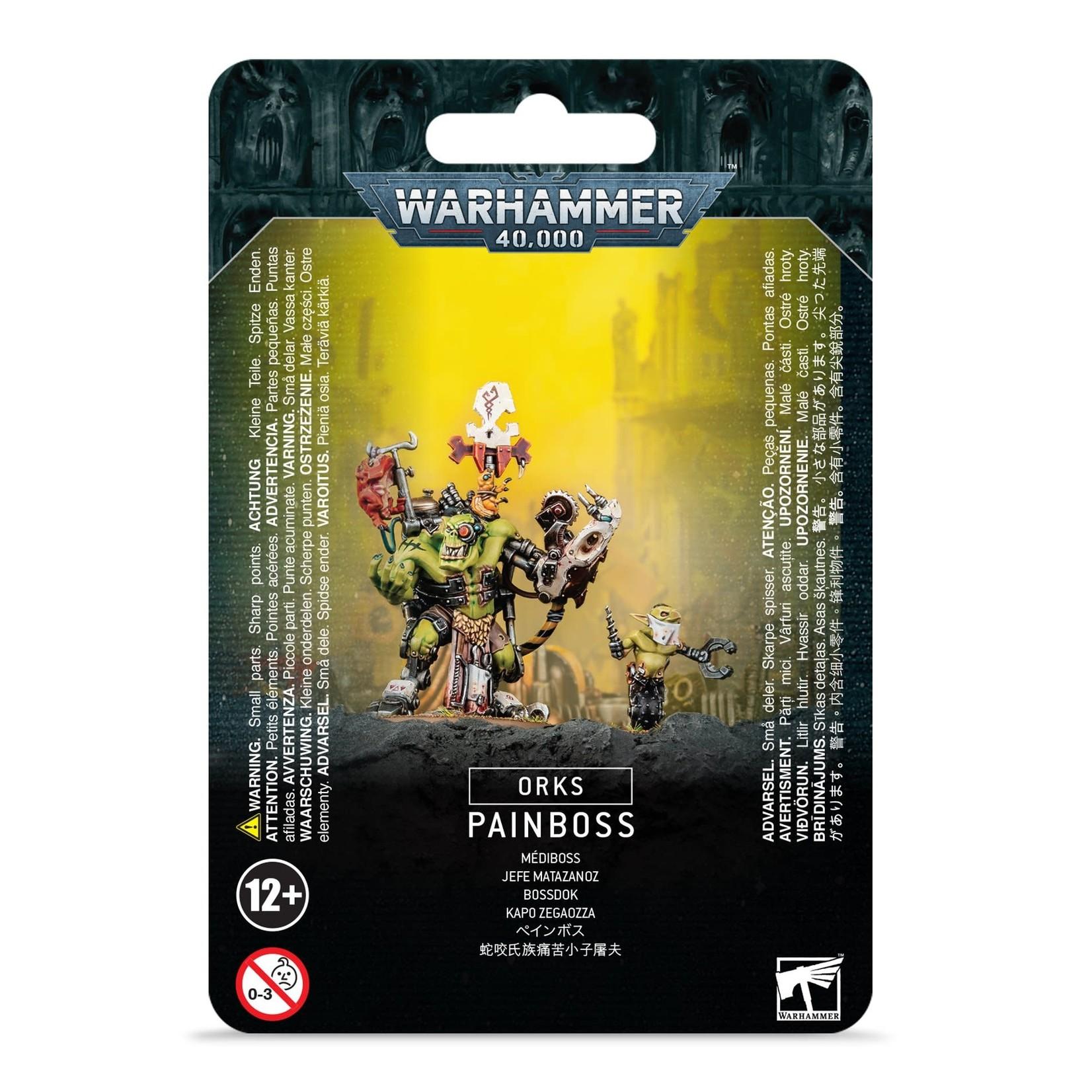 Warhammer 40K Orks - Painboss