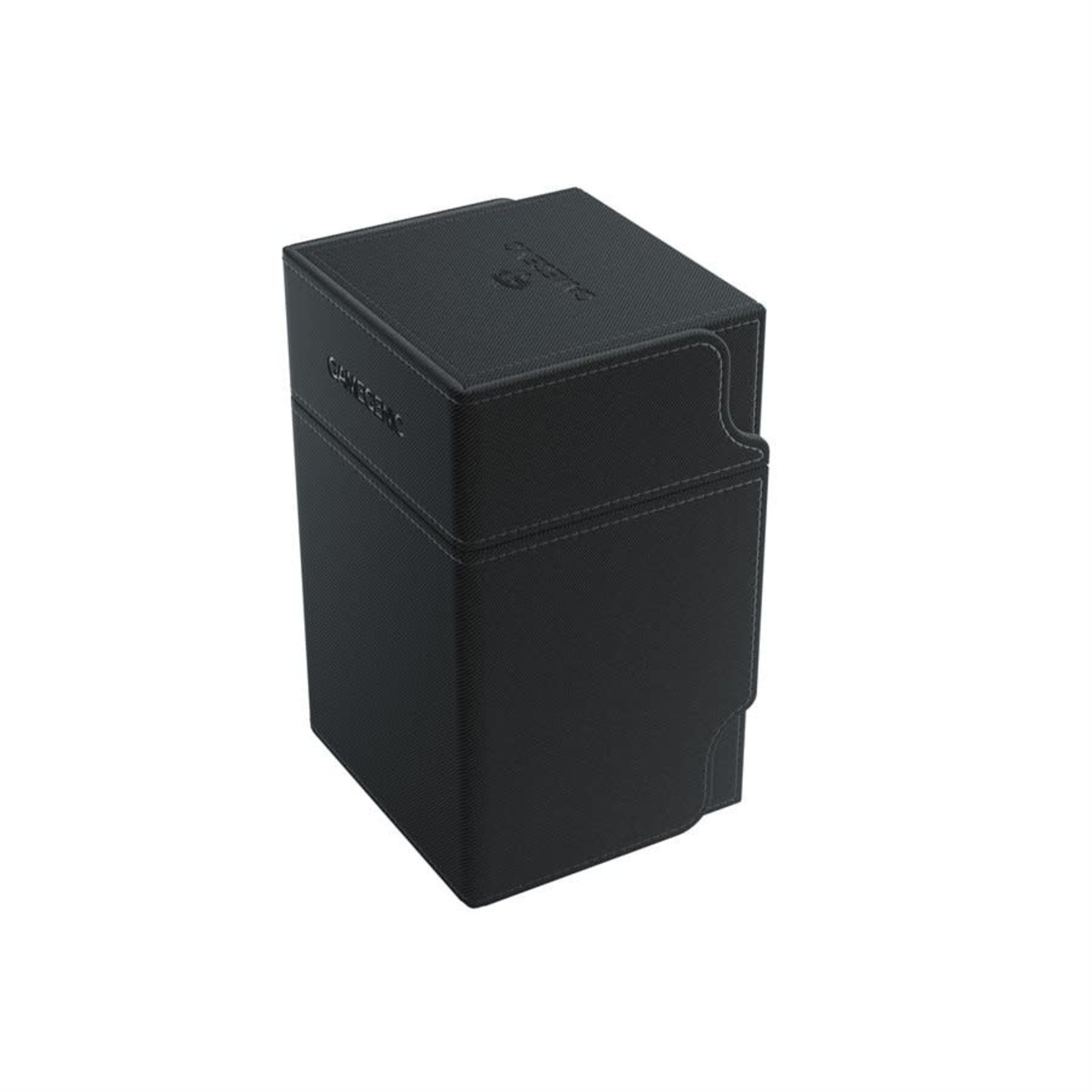 Gamegenic Deck Box - Watchtower Convertible Black (100ct)