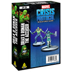 Atomic Mass Game Marvel Crisis Protocol - Drax and Ronan the Accuser Character Pack (Eng)