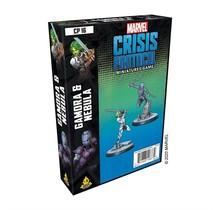Marvel Crisis Protocol - Gamora & Nebula Character Pack (Eng)