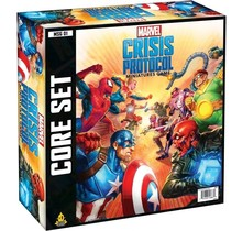Marvel Crisis Protocol - Core Set (Eng)
