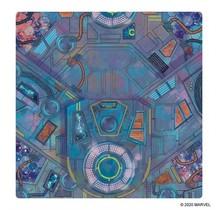 Marvel Crisis Protocol - Playmat Spaceport Showdown