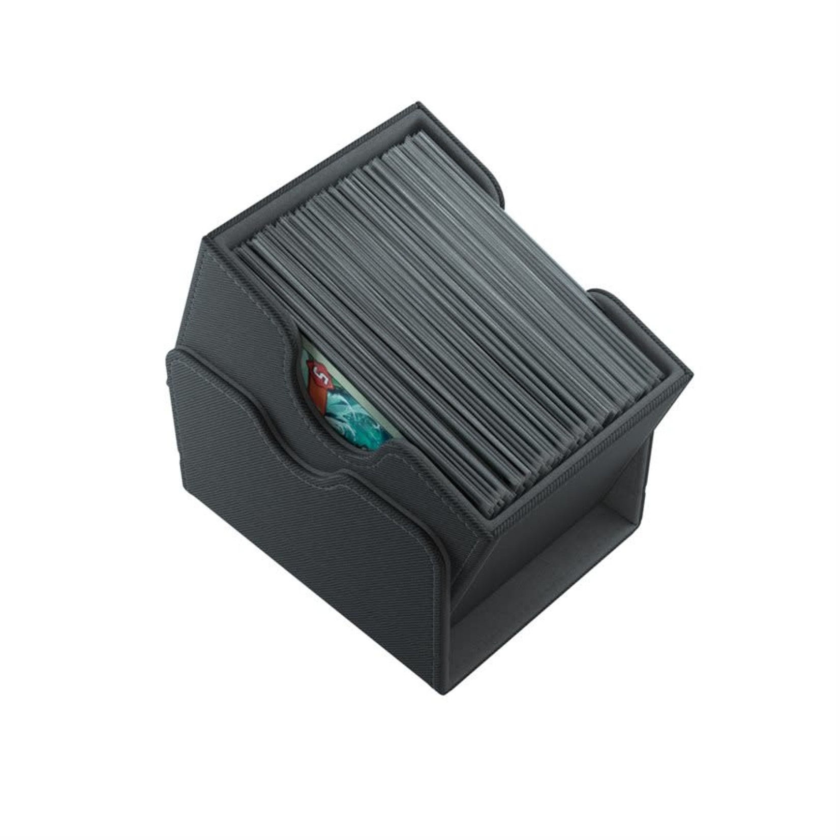 Gamegenic Deck Box Sidekick Convertible Noir