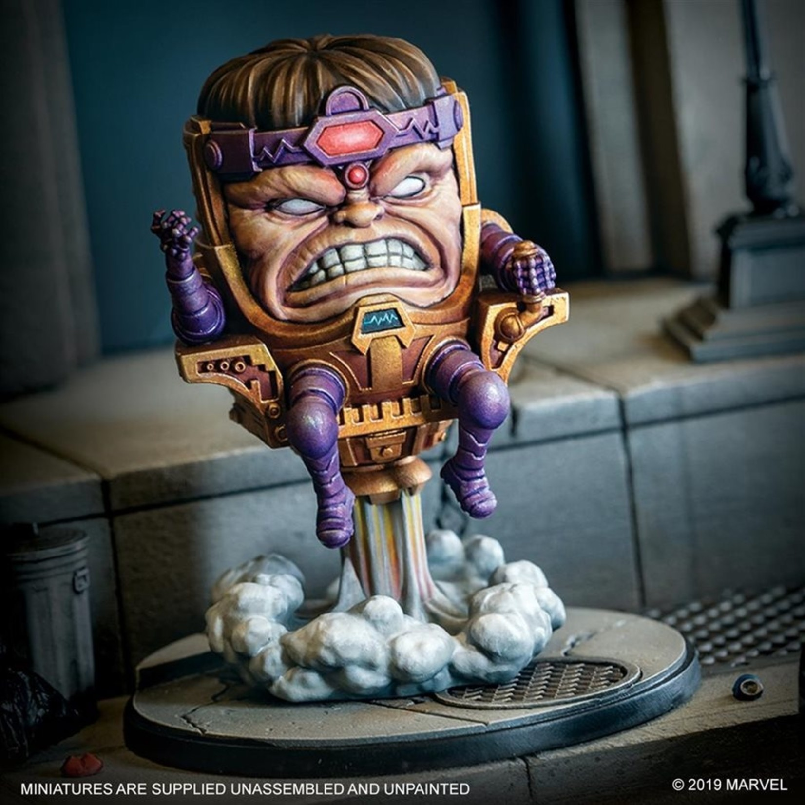 Atomic Mass Game Marvel Crisis Protocol - M.O.D.O.K. Character Pack (Eng)