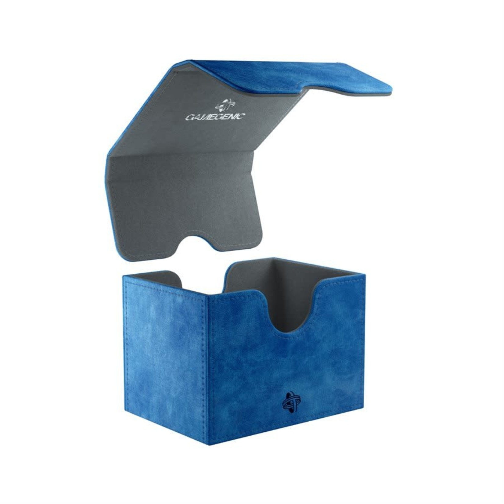 Gamegenic Deck Box Sidekick Convertible Bleu