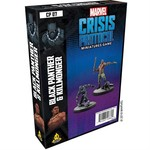 Atomic Mass Game Marvel Crisis Protocol - Black Panther And Killmonder Character Pack (Eng)