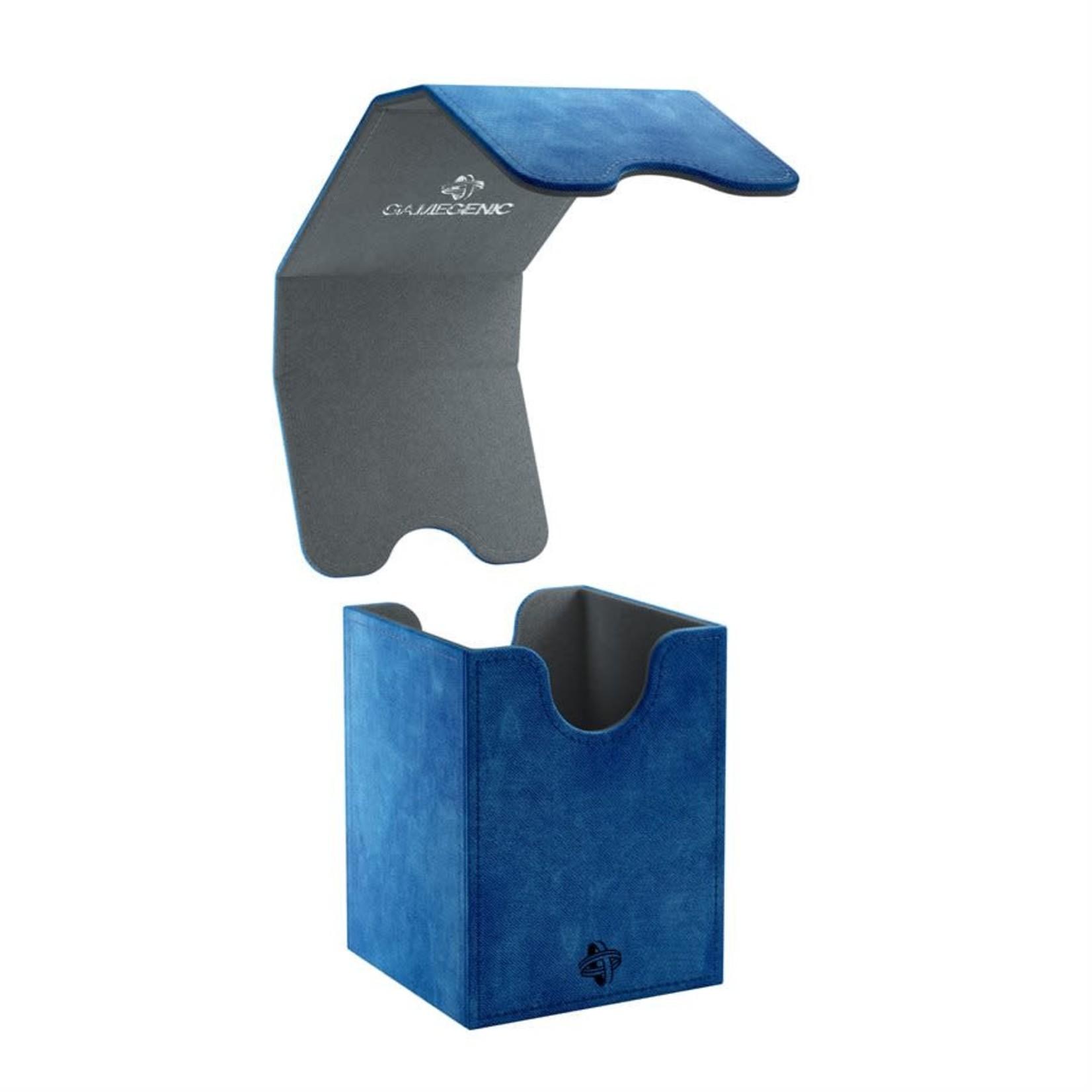 Gamegenic Deck Box Squire Convertible Bleu