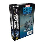 Atomic Mass Game Marvel Crisis Protocol - Corvus Glaive And Proxima Midnight (Eng)