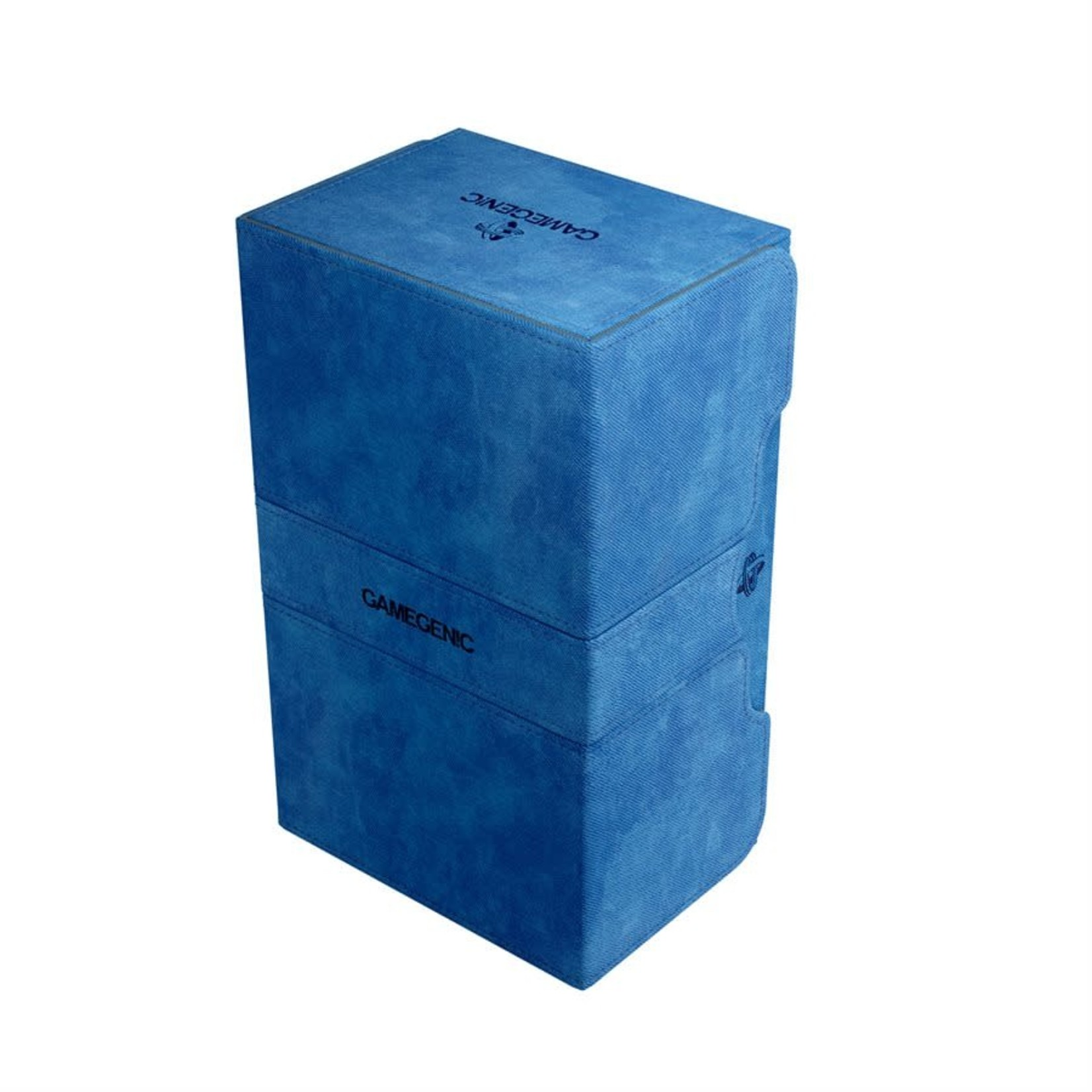 Gamegenic Deck Box Stronghold Convertible Bleu