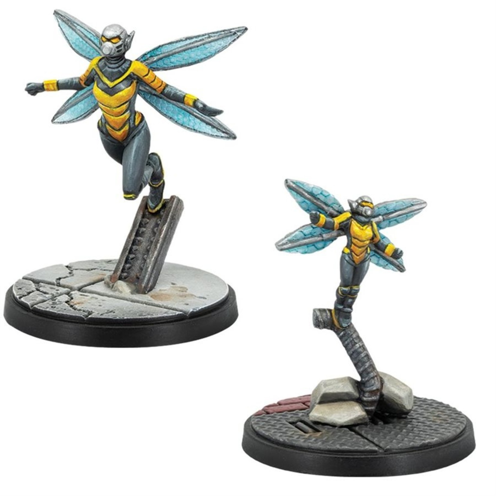 Atomic Mass Game Marvel Crisis Protocol - Ant-Man And Wasp Character Pack (Eng)
