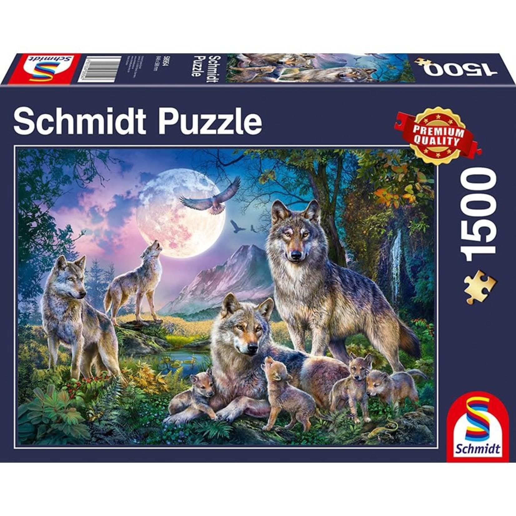 schmidt Wolves