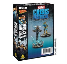 Marvel Crisis Protocol - Storm and Cyclops Character Pack (Eng)