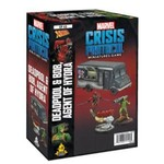 Atomic Mass Game Marvel Crisis Protocol - Deadpool and Bob and Taco Truck Character Pack (Eng)