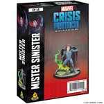 Atomic Mass Game Marvel Crisis Protocol - Mr. Sinister Character Pack (Eng)