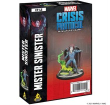 Marvel Crisis Protocol - Mr. Sinister Character Pack (Eng)