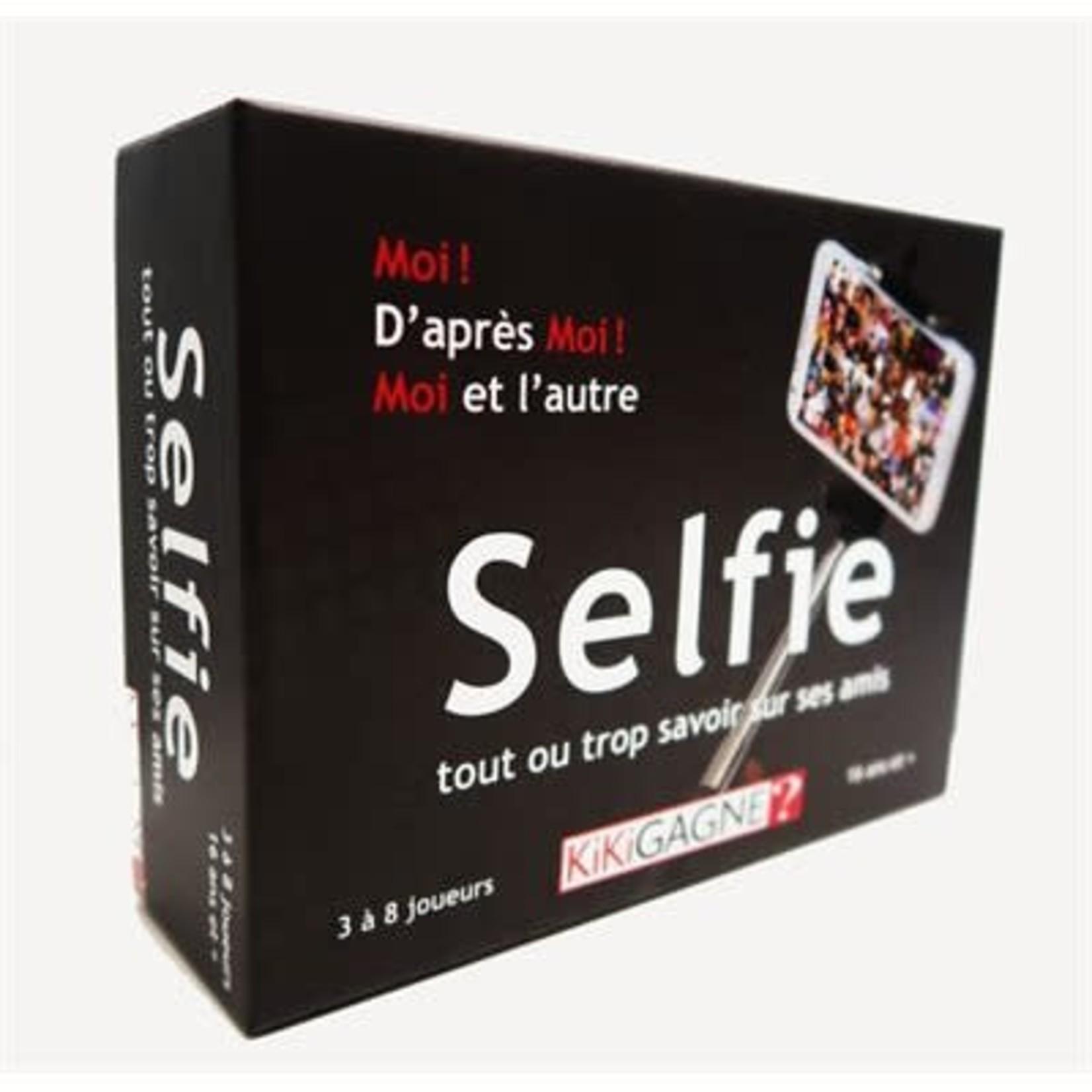 KikiGagne Selfie (FR)