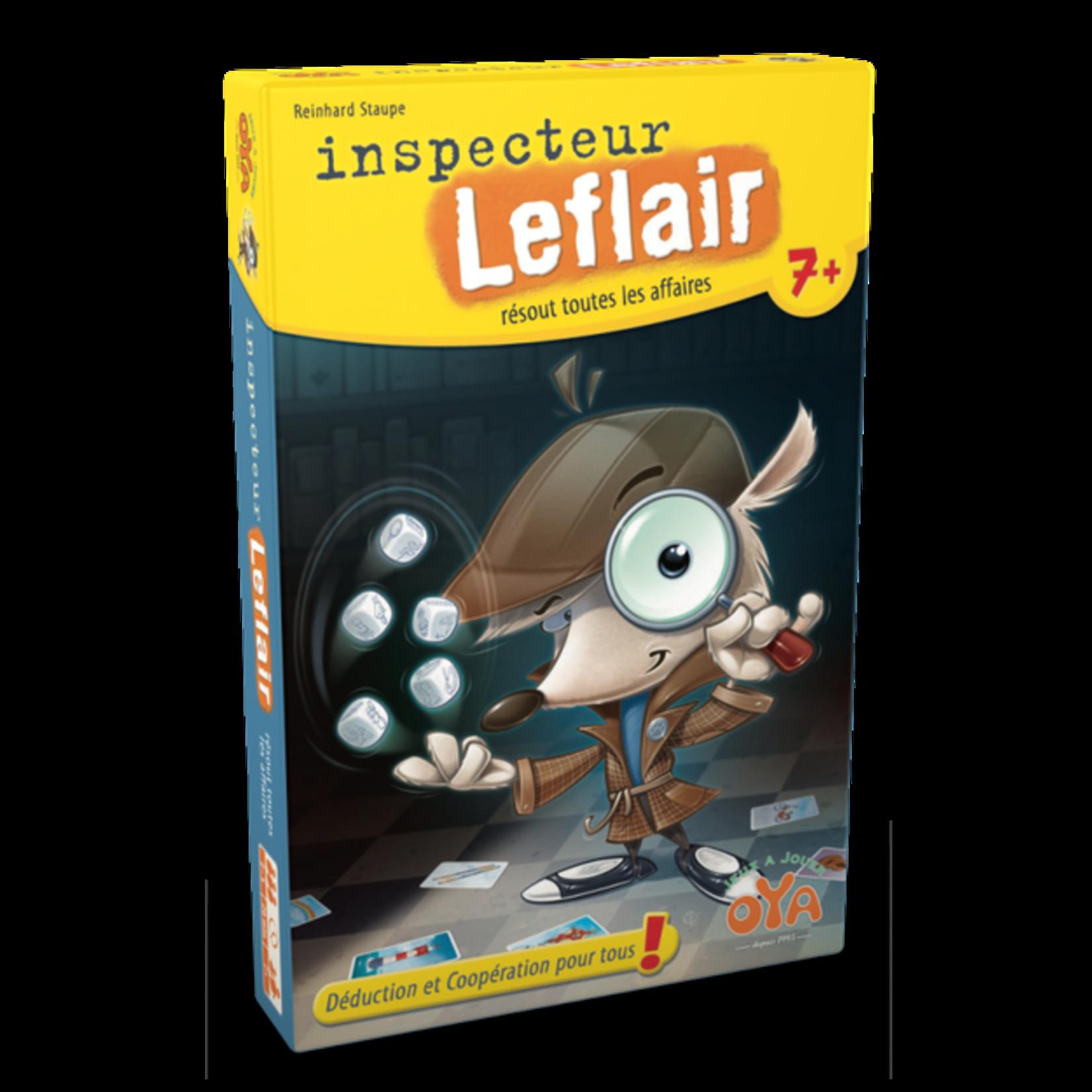 Oya Inspecteur Leflair (FR)
