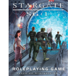 Stargate SG-1  Role Playing Game Rulebook (Eng)