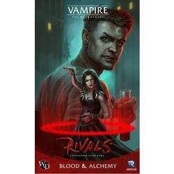 Vampire The Masquerade Rivals Blood & Alchemy (ENG)