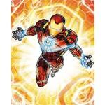Diamond Dotz Iron Man Blast Off