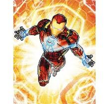 Iron Man Blast Off