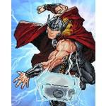 Diamond Dotz Thor Strikes