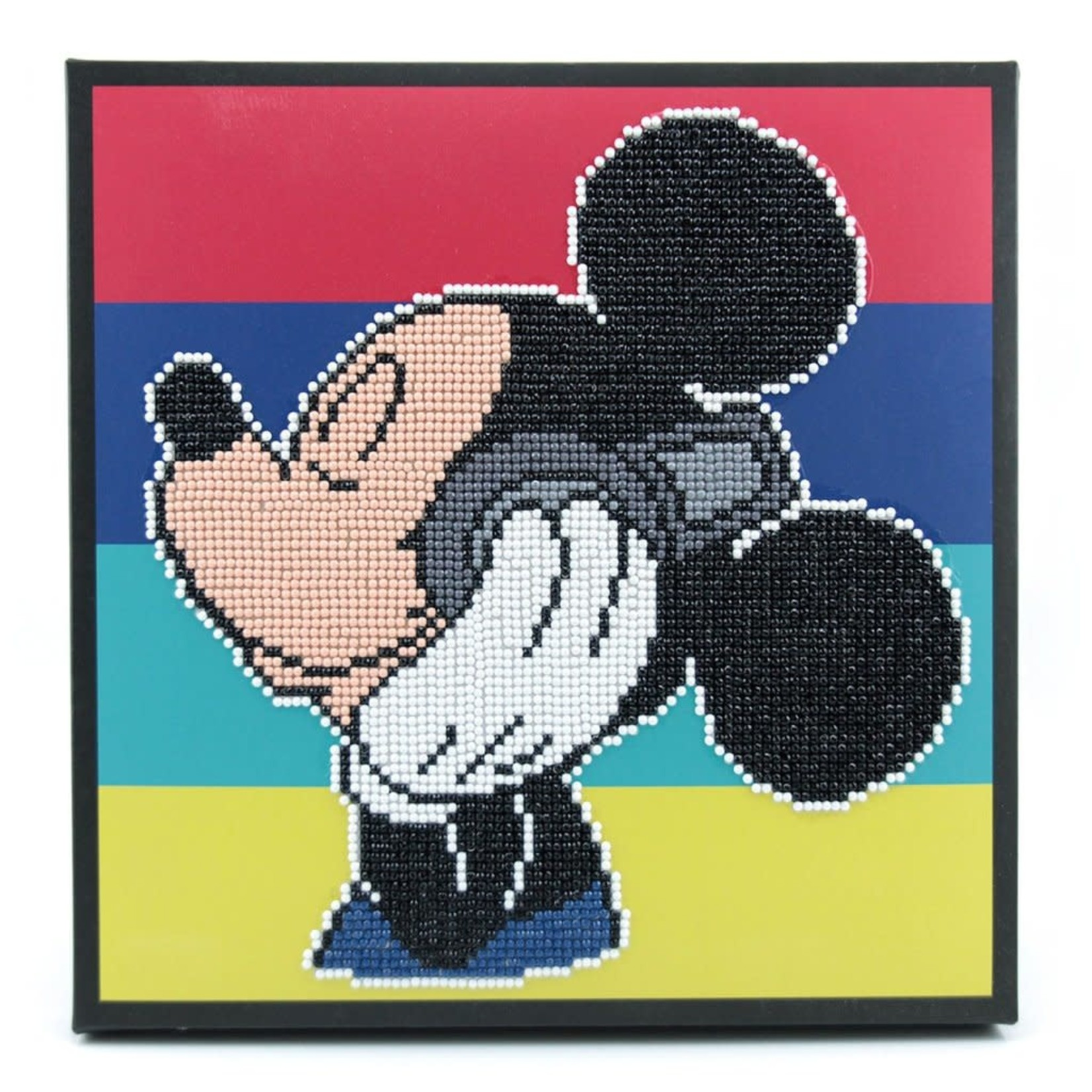 Diamond Dotz Mickey Headphones