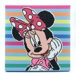 Diamond Dotz Minnie Stripes