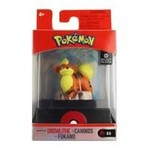 "Pokemon Pokémon Select Collection 2"" Figure with Case Growlithe"