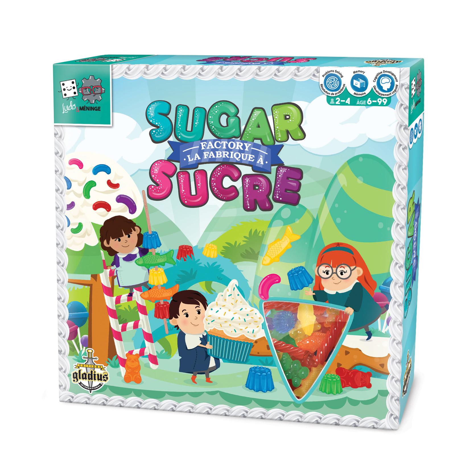 Ludo & Méninge Sugar Factory