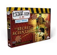 Puzzle Escape 1 - Le Secret du Scientifique