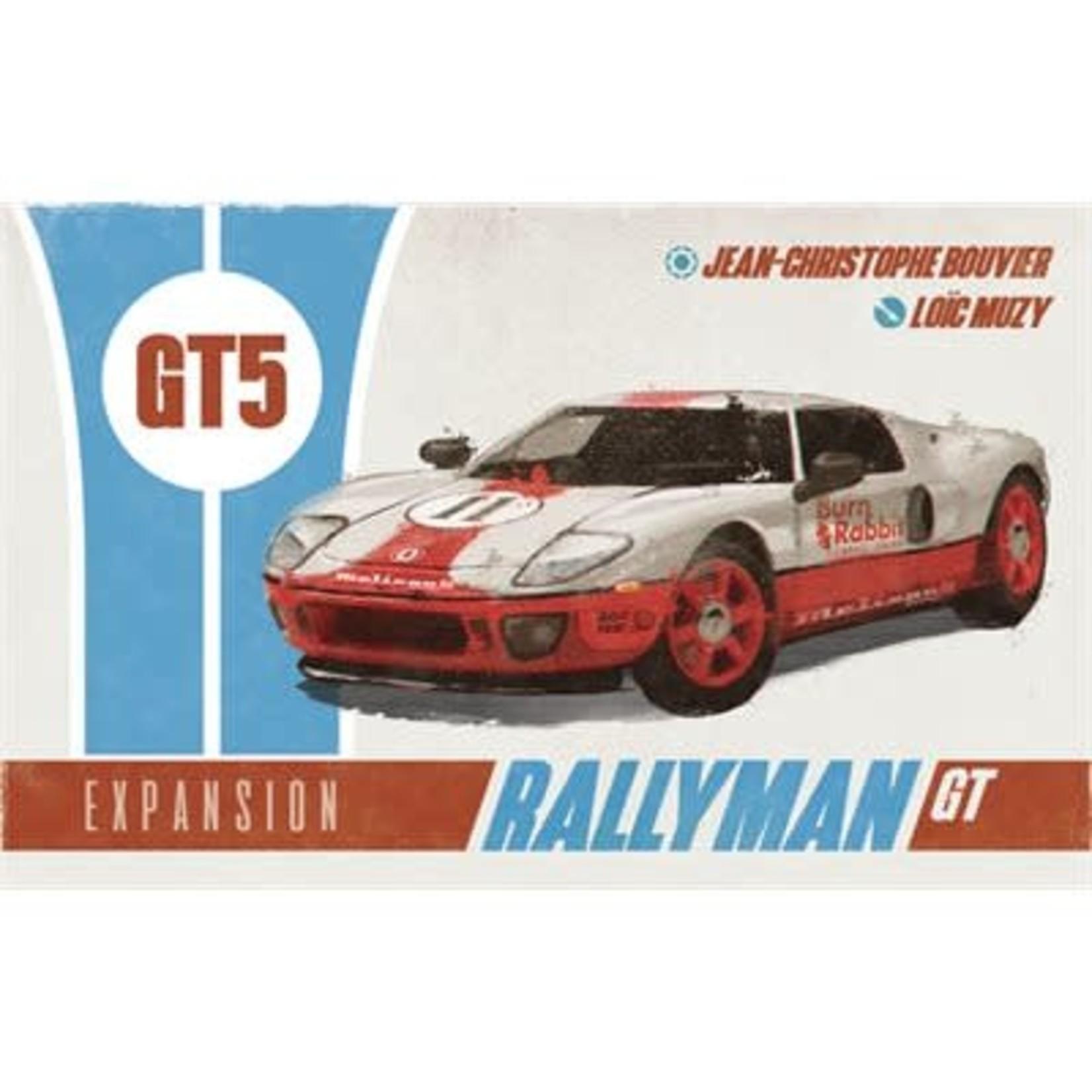 Rallyman: Extension GT5 (Fr)