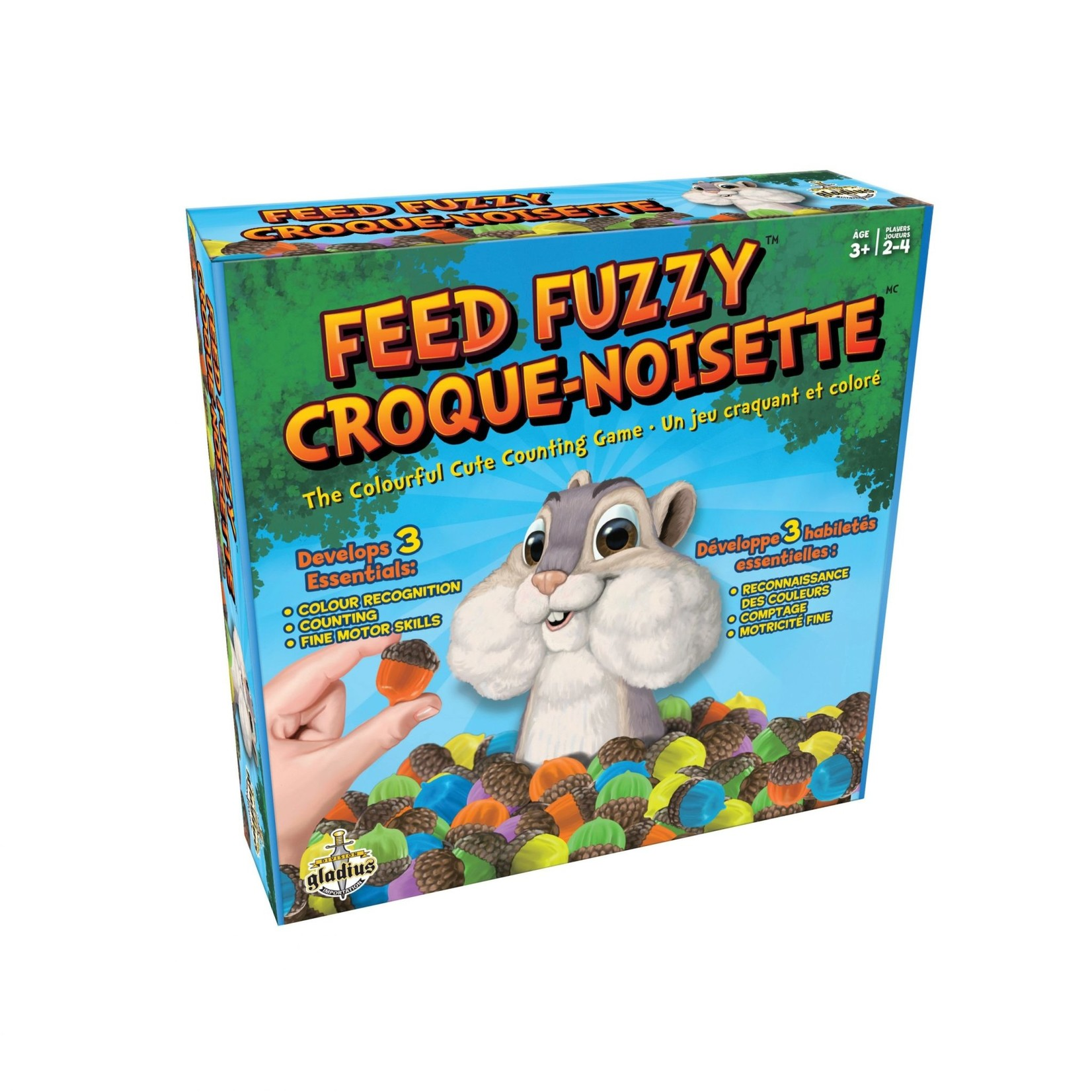 Gladius Feed Fuzzy (Multilingue)