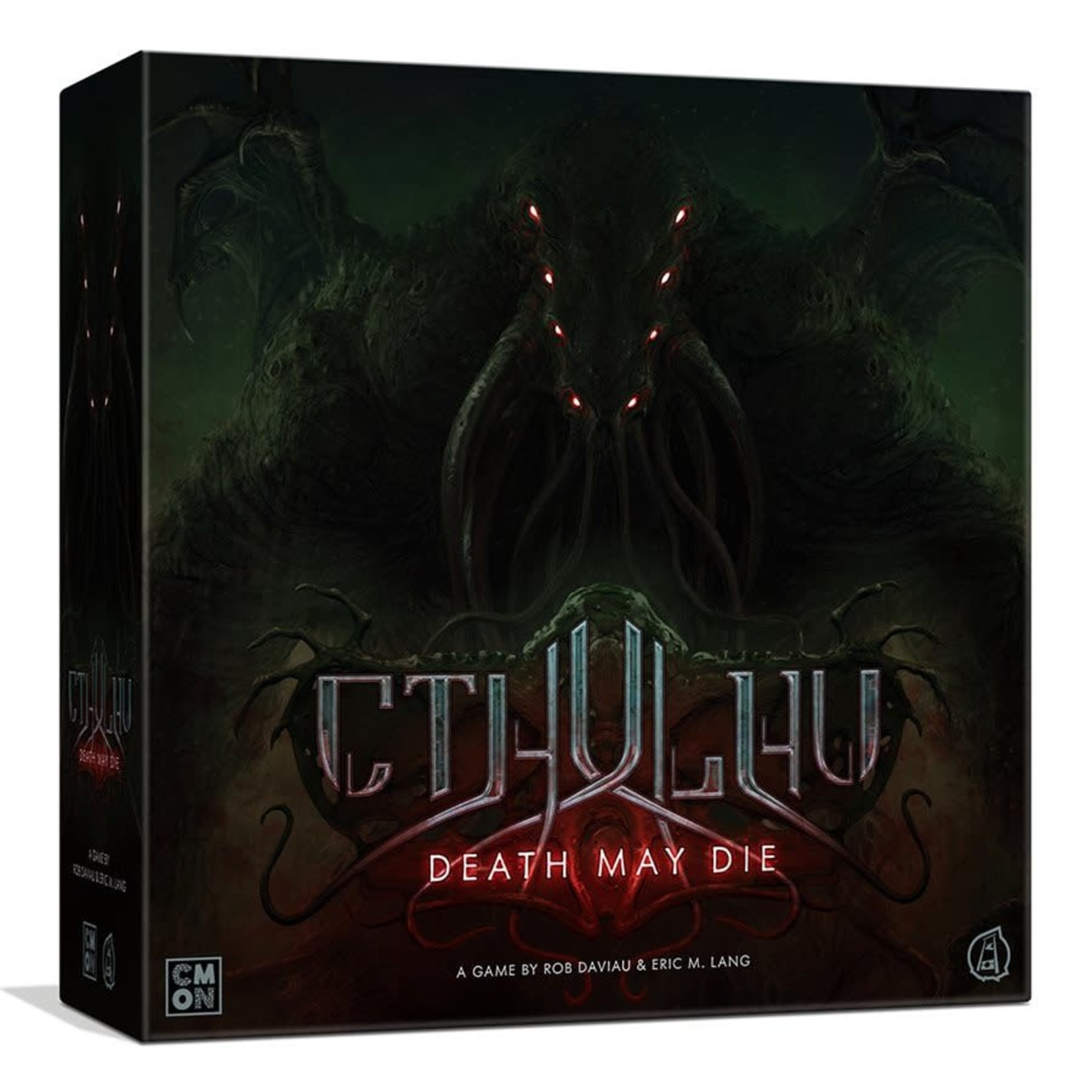 CMON Cthulhu: Death May Die (Anglais)